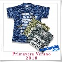 Pack x 7 remeras combate