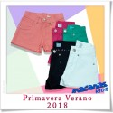 Short color elastizado pack x 7