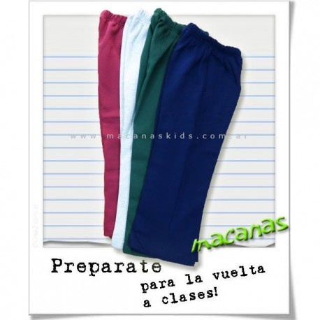 PANTALON JOGGING FRISA INVISIBLE