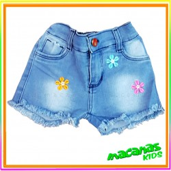 Short elastizado beba 1/5 Color unico