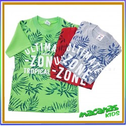 Remera Ultimate Zone 4/14 Surtido